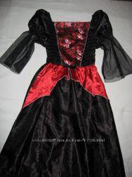 карнавальное платье Tesco на 9-10 лет