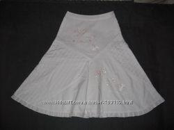фирменные юбочки на 6 лет