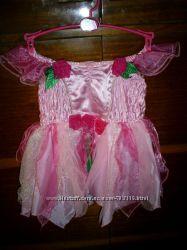 платье для маленькой феи на 1-3 года