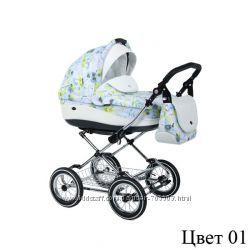Детская универсальная коляска 2 в 1 Roan emma - Роан эмма