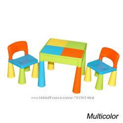 Детский столик со стульчиками Tega Mamut
