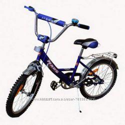 Детский двухколесный велосипед Mars 20
