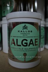 Шампунь и маска Kallos Algae 2000 мл