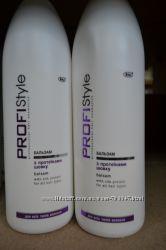 Бальзам для волос с протеинами шелка ProfiStyle