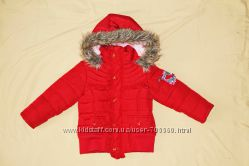 Куртка зимняя теплая Tik&Tak. Германия. Размер 92
