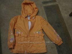 Курточка демісезонна Luxik на флісі, ріст 98, з 2 по 4 рочки
