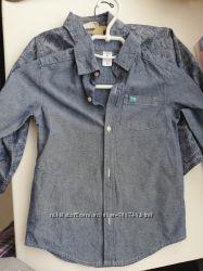 Рубашки Carter´s и Crazy8
