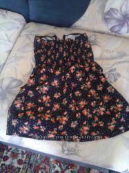 платье бюстик