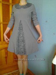 платье для беременных со складочкой на животике