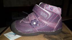 Кожаные ботиночки DDStep Венгрия.