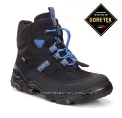 Ботинки ECCO р. 27-35 с Gore-Tex
