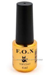 Матовый топ FOX  6 мл