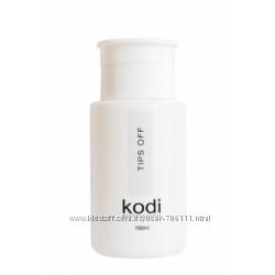 Жидкости для снятия липкого слоя, гель-лака Kodi