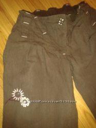 Фирменные штанишки на девочку 100-104 см.