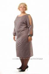 Обалденное платье для пышных девушек
