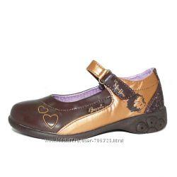 Распродажа. Туфли для девочки Beppi. Р. 28-35
