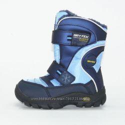Зимняя обувь для мальчиков Beppi. Р. 31-36