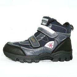Распродажа Зимние ботинки Beppi с мембраной. Р. 39, 41