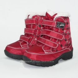 Распродажа. Ботинки зимние для девочек Beppi. Р. 28-35