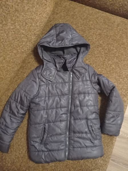 Куртка деми девочке
