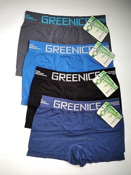 Бесшовные мужские боксеры Greenice, качество