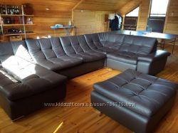 Новый диван - восстановление старой мебели