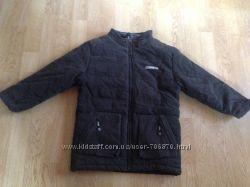 Зимняя курточка на 6-8 лет