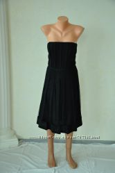 Платье коктейльное черного цвета
