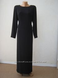 Платье женское вечернее трикотажное темно-фиолетовое из США