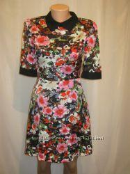 Платье шёлковое женское размер XS