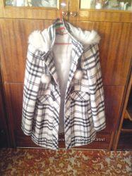 Пальто 48 размер. Привезено из Франции.