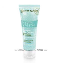 Увлажняющий гоммаж для лица Hydra vegetal Ив роше