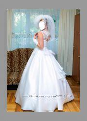 Очень красивое платье и подарки