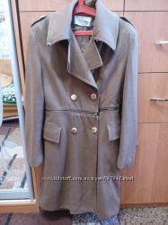 Крутое стильное пальто BURBERRY
