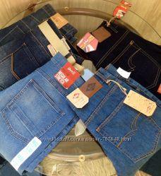 Модные мужские джинсы с Великобритании