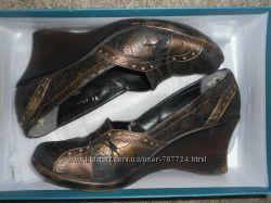 туфли кожаные 39р-р