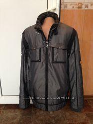 Куртка зимняя бренд D&G, размер 46-48, на высокий рост, замеры есть