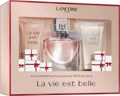 Подарочные набор Lancome La vie est belle