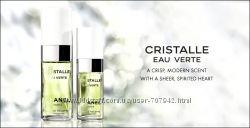 Chanel Cristalle Eau Verte концентрированная туалетная вода