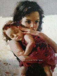 Картина Материнский инстинкт