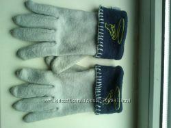 перчатки флисовые очень теплые