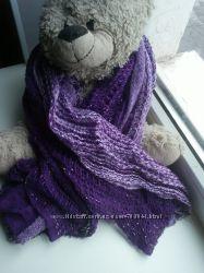 шарфик с очень красивой нитью