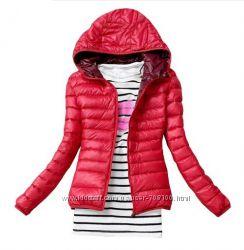Новая стильная женская куртка стёганая в наличии
