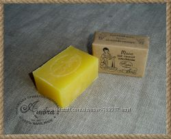 Натуральное кукурузное мыло для стирки детских вещей 200 г Без хлора