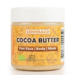 Натуральное органическое масло Какао рафинированное 150 г Германия