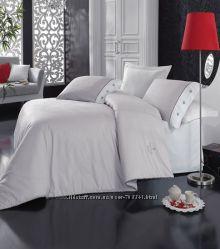 Plain Cotton Box Турция ранфорс однотонное постельное белье