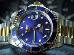 Оригинал  новые часы механические Invicta 8928OB cal. Seiko NH35A