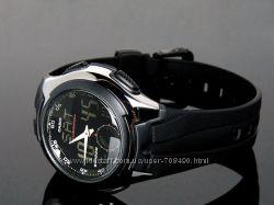 Оригинал Новые Мужские часы CASIO aq-160w-1b