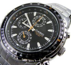 Оригинал, новые Мужские часы Casio MTP4500D-1AV Aviator