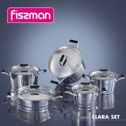 Набор посуды FISSMAN ELARA 10 пр. SS-5823. 10